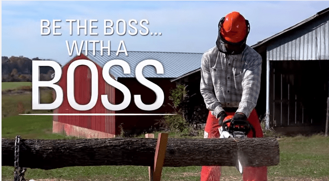 STIHL Wood Boss