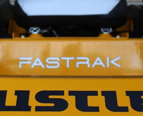 Fastrak Hustler Turf Zero Turn Mower
