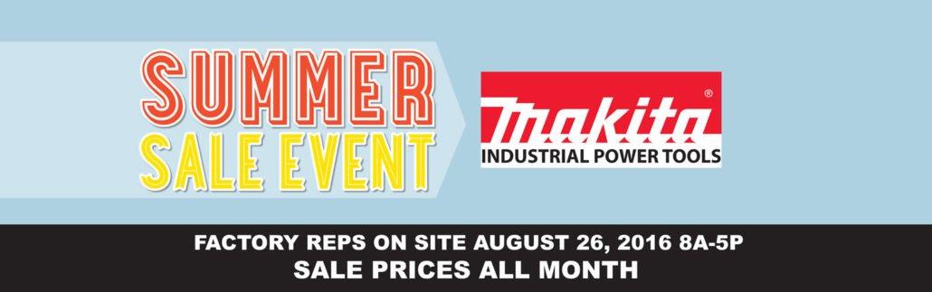 Neu's Summer Sale Event Makita Tools