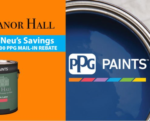 PPG Paint Sale