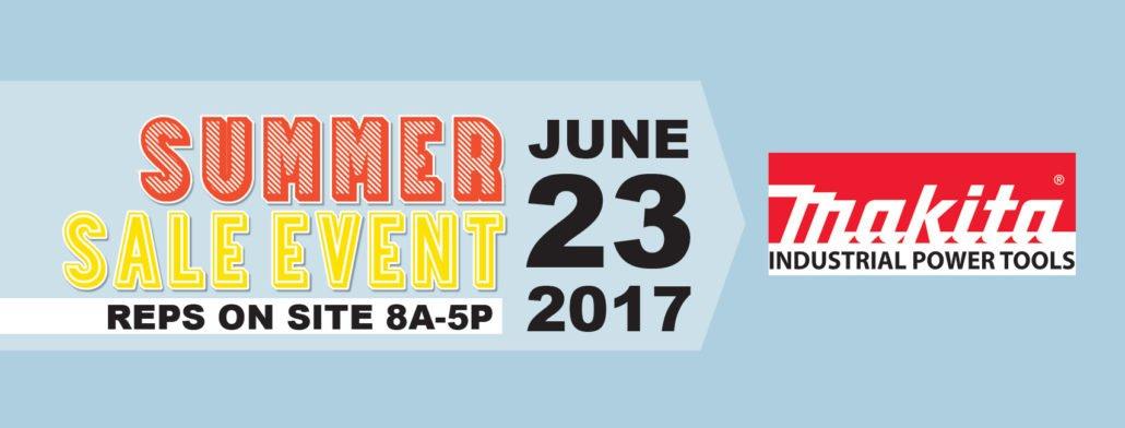 Summer Sale Event - Makita