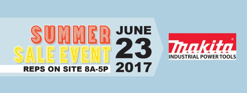 Summer Sale Event - Makita