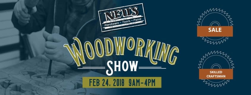 Neu S Woodworking Show Woodworking Tool Sale February 24 Neu S