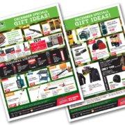 Neu's December Specials - Gift Ideas!