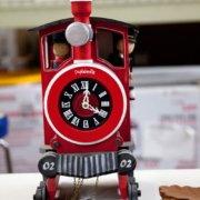 Clock Maker Neu's Woodworking Show
