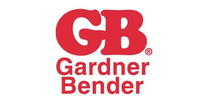 Gardner Bender logo GB