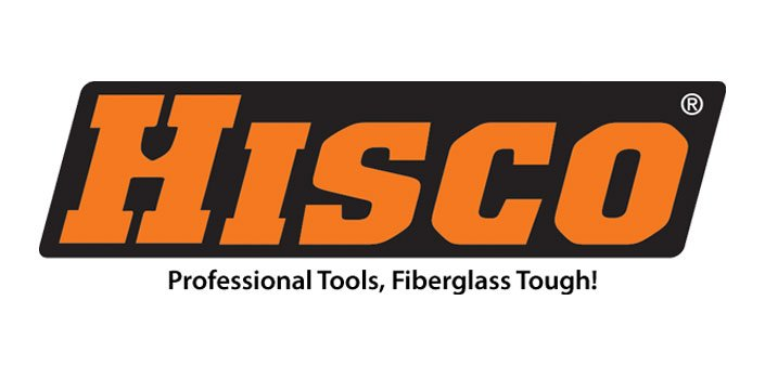 Hisco Professional Tools, Fiberglass Tough! Logo