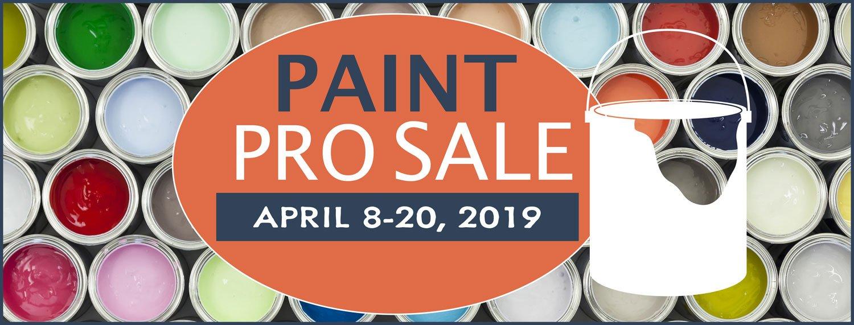 Neu's Paint Pro Sale » Neu's Hardware Tools Paint