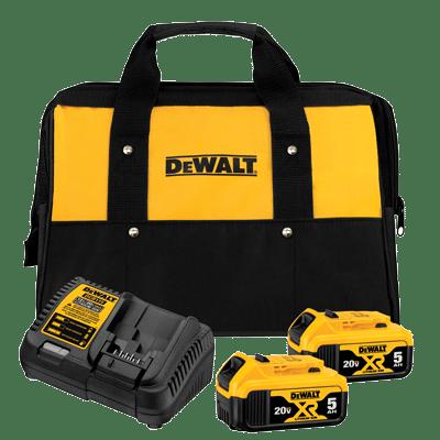 Dewalt battery kit DCB205