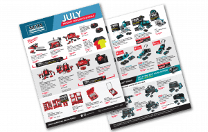 July Product Highlights and Deals Icon